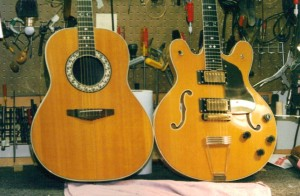 glen 2 tv guitars